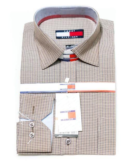 047637c8655 Check Shirts for Men - Tommy Hilfiger Men s Formal Shirts - Men Shirts -  diKHAWA Online Shopping in Pakistan