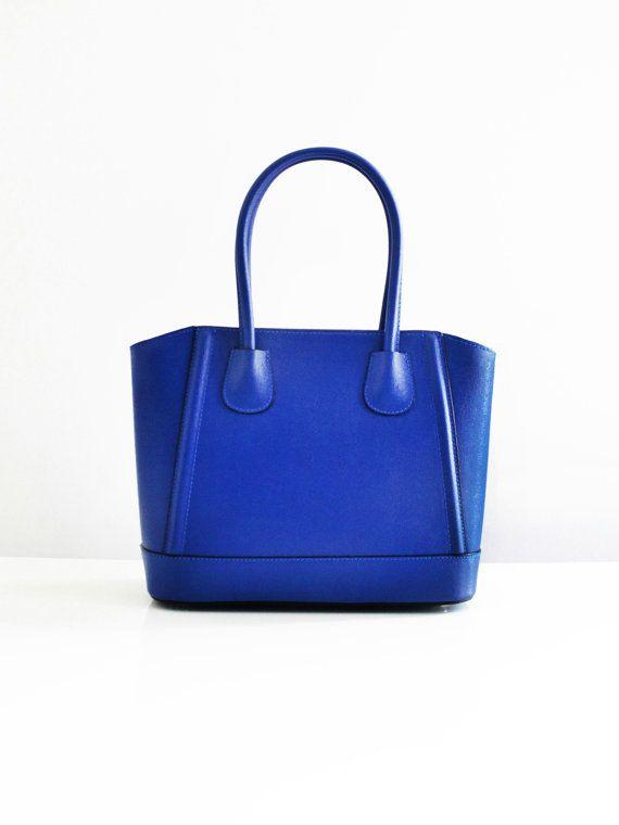 Italian handbag high quality with sleeve by TuscanyLeatherIdeas