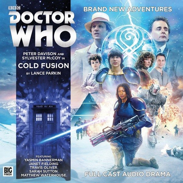 Mass Movement   Doctor Who: Cold Fusion
