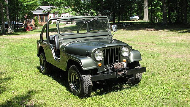 1967 Jeep CJ6 for sale =dream car number 2
