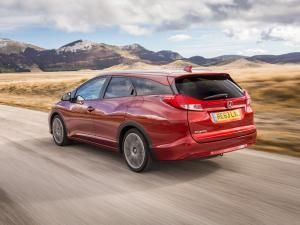 Honda Civic Tourer axed and diesel engines could go the same way