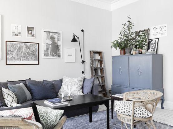 Muebles Sala De Estar Ikea ~ estilo nordico escandinavia interiores decoracion muebles de ikea