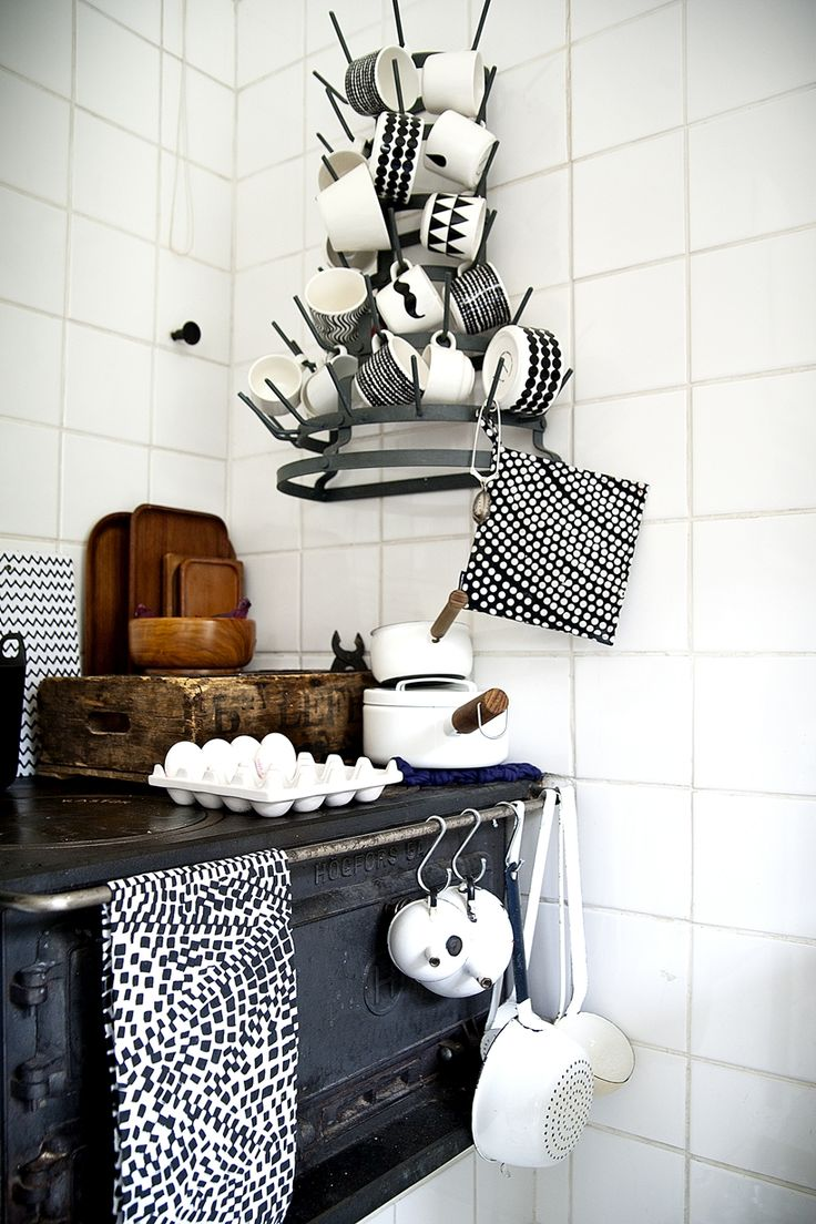 Finnish kitchen and Marimekko
