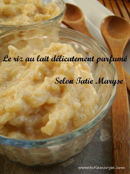 Cuisine antillaise - le riz au lait aux épices des Antilles