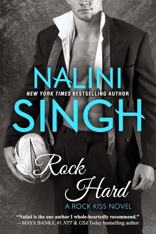 Cover Reveal for Rock Hard (Rock Kiss #2) by Nalini Singh | Book Review Bay | Romance Book Blog