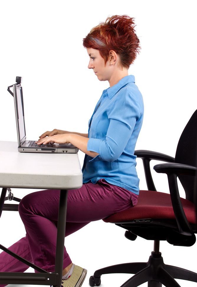 Getting in Front of Back Pain - EasyGoodHealth.com
