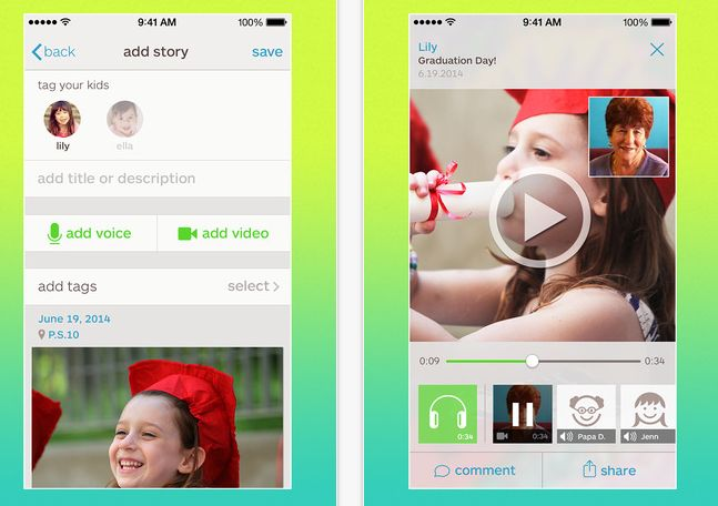 This new scrapbook app is about to make that messy, growing stack of your kid's artwork and keepsakes a memory, literally. Find out just why we love Keepy.