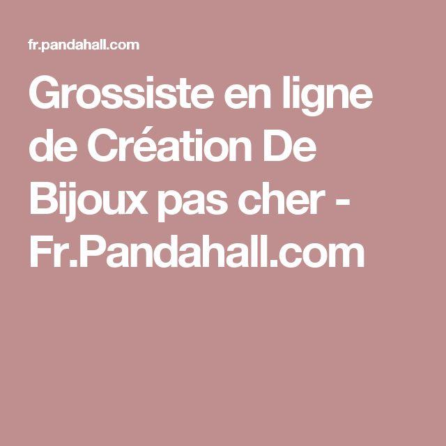 Grossiste en ligne de Création De Bijoux pas cher - Fr.Pandahall.com