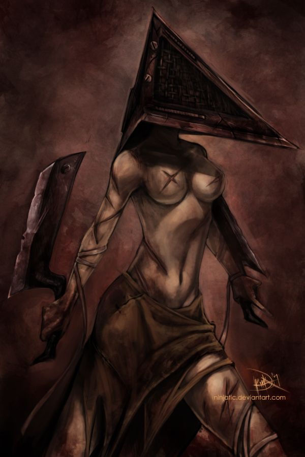 144 Best Pyramid Head Images On Pinterest  Pyramid Head -5718