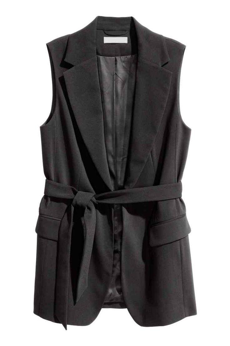 Blazer sans manches | H&M