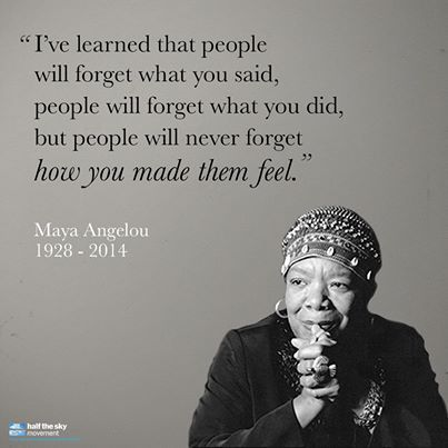 maya angelou trials and triumphs The phenomenal legacy of maya angelou teaches us how we can triumph over adversity by sharing our voice and committing to our own personal development.