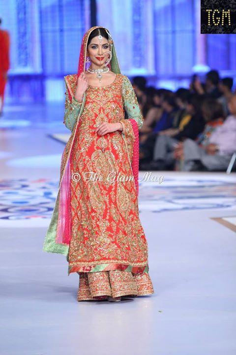 Pantene Bridal Couture Week 2014: Day 1 Pictures | Pakistan Showbiz