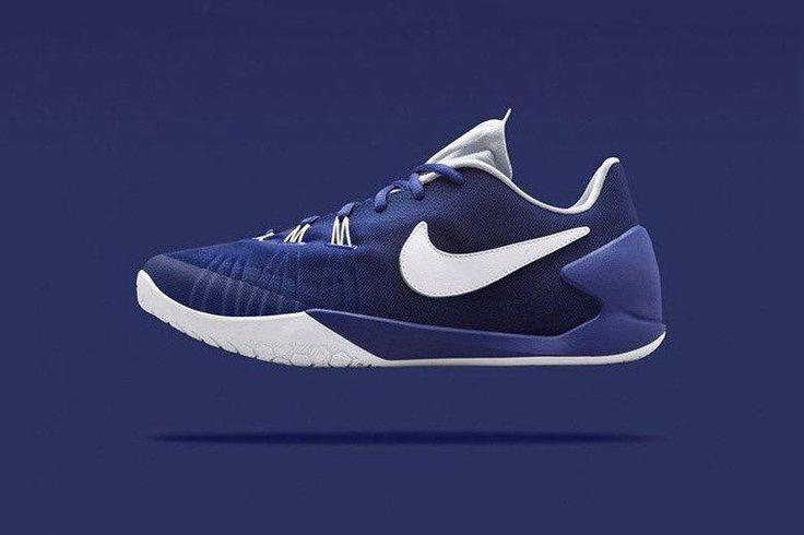 "fragment design x Nike Hyperchase ""Dark Obsidian"" http://jp.hypebeast.com/2015/2/fragment-design-x-nike-hyperchase-dark-obsidian …"