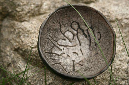 Японская керамика Раку