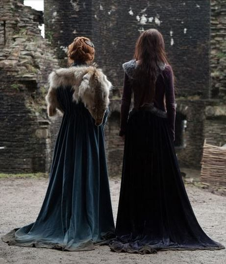 "Wren and Reese || ThorinxOC and KilixOC in ""Thorin's Queen"" https://www.fanfiction.net/s/10453684/1/Thorin-s-Queen"
