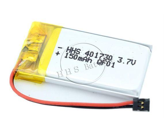 401730 Lipo 3 7v 150mah 160mah Lithium Polymer Battery For Bluetooth Gps Tracker Bluetooth Gps Gps Tracker Polymer
