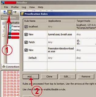 Freemake Video Downloader on multy SSH Client :)