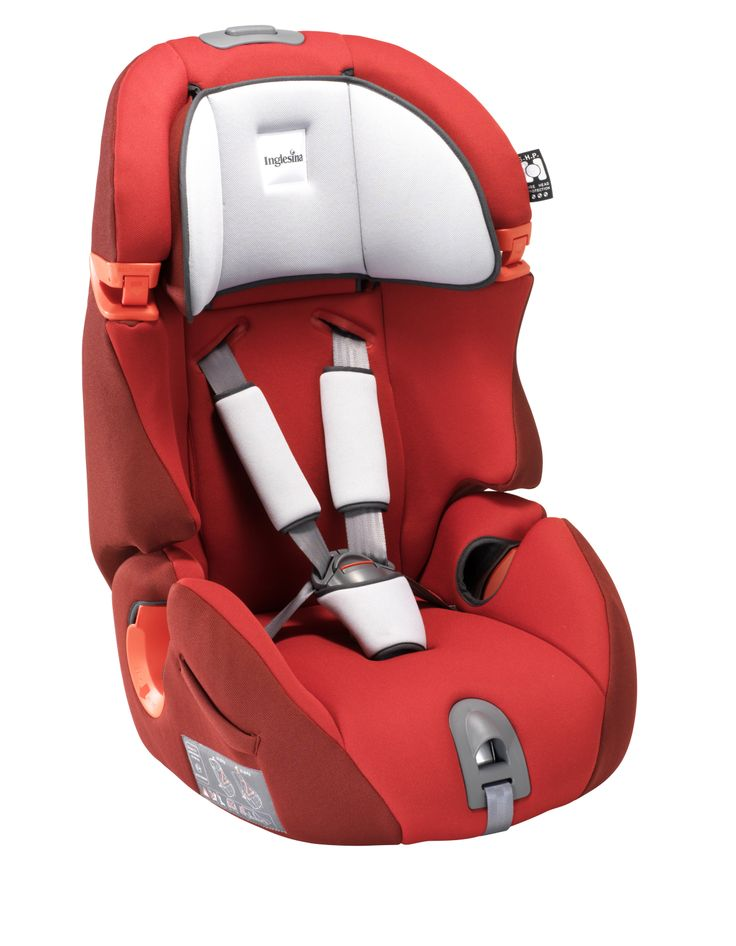 Inglesina Mille Miglia welcomes babies from 9-36 Kg. It is technologically evolved. And absolutely stunning!
