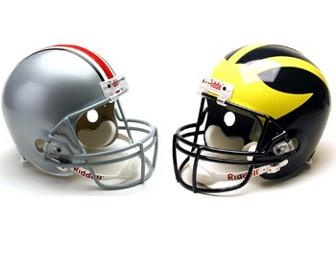 Ohio State vs Michigan -November 24, 2012  GO BUCKEYES!!