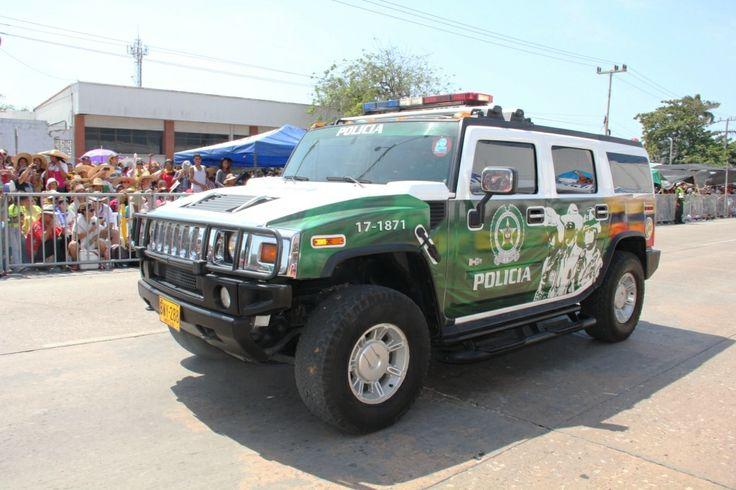 Camioneta Hummer