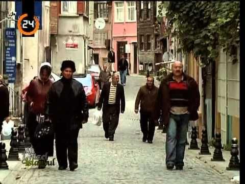 Samatya sokaklarında asırlık Ermeni ağıdı - YouTube