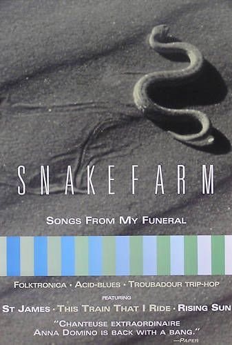 Snakefarm 1999 Songs From My Funeral Original Promo Poster  Link to Store: http://stores.ebay.com/Rock-On-Collectibles/Alternative-Rock-Posters-/_i.html?_fsub=10096486&_sid=70220124&_trksid=p4634.c0.m322