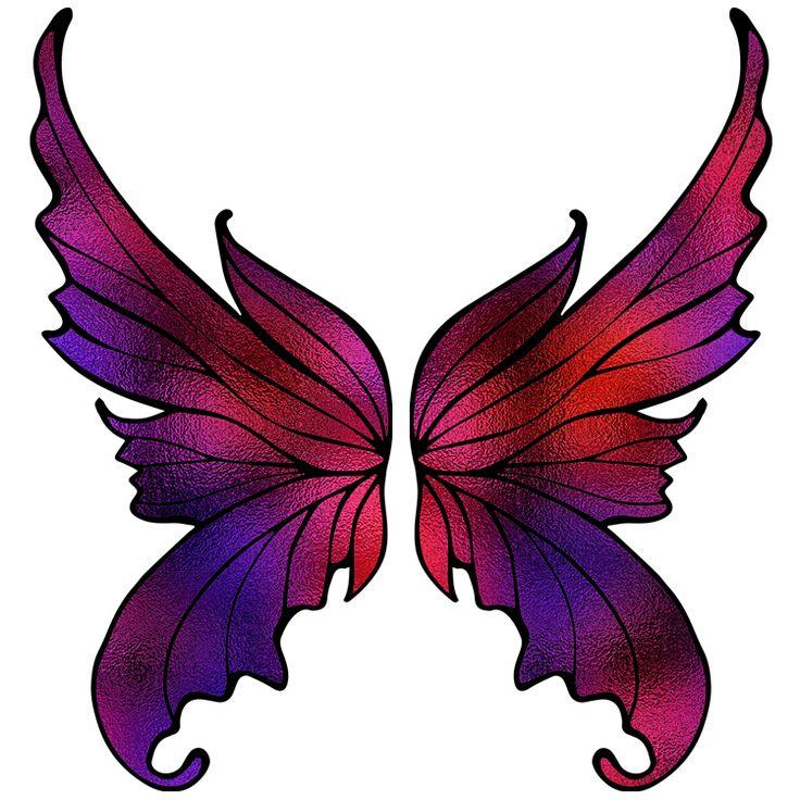 Wings Temporary Tattoos #690
