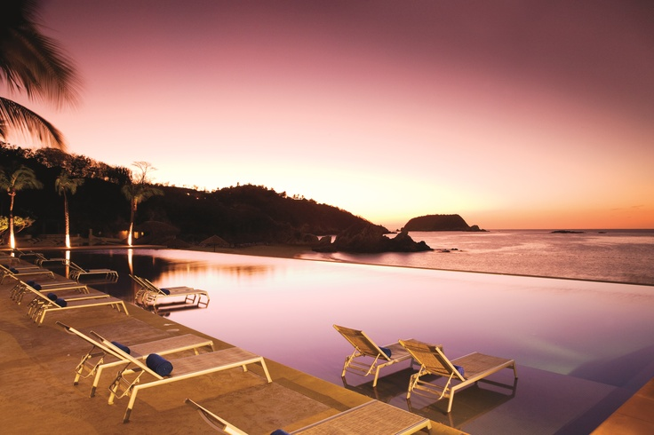 Dreams Huatulco Resort & Spa, in Huatulco. #VacationExpress