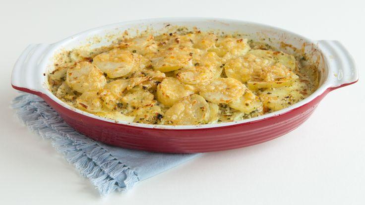 Pommes de terre au gratin