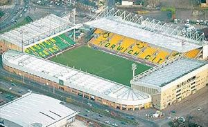 Carrow Road, Stadium, Norwich City Football Club