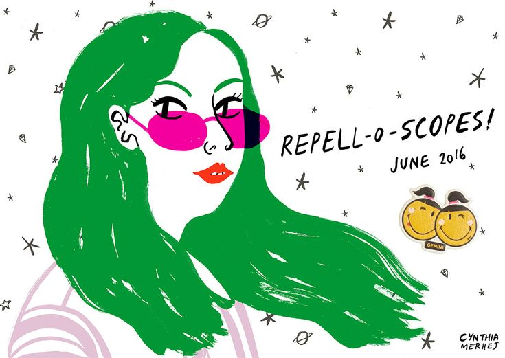 Amelia (Susan Miller) Diamond presents to you: June horoscopes.