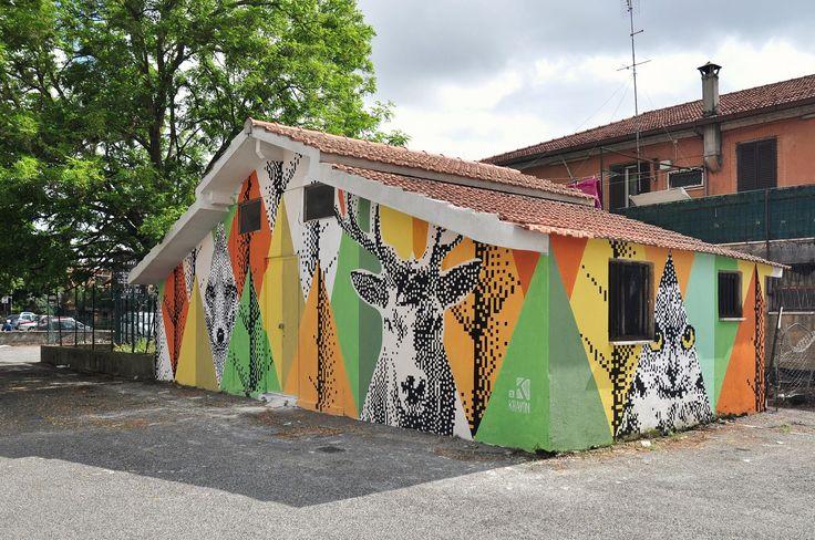 https://flic.kr/p/HTQc4t | Krayon || Pavona ( Italy )  Abstract wood