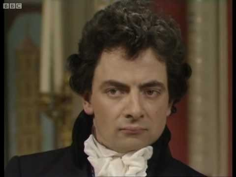 The Prince and the PM - Blackadder - a couple of great examples of the golden comedy 'rule of threes'
