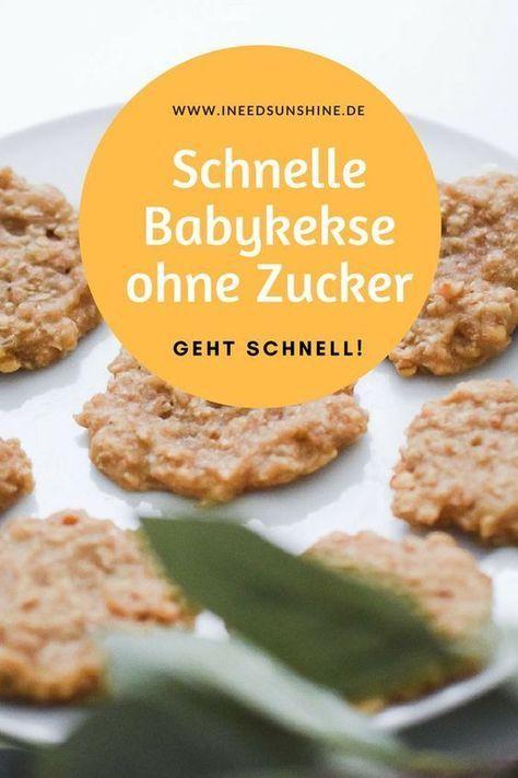 """BACKEN OHNE ZUCKER für Kinder: """"3 Rezepte – gesund & schnell""""  – Essen"""