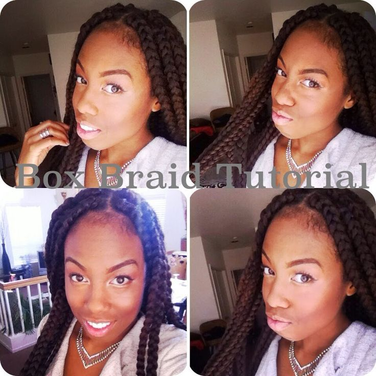 hair styles for twa 25 best ideas about box braids tutorial on 5080