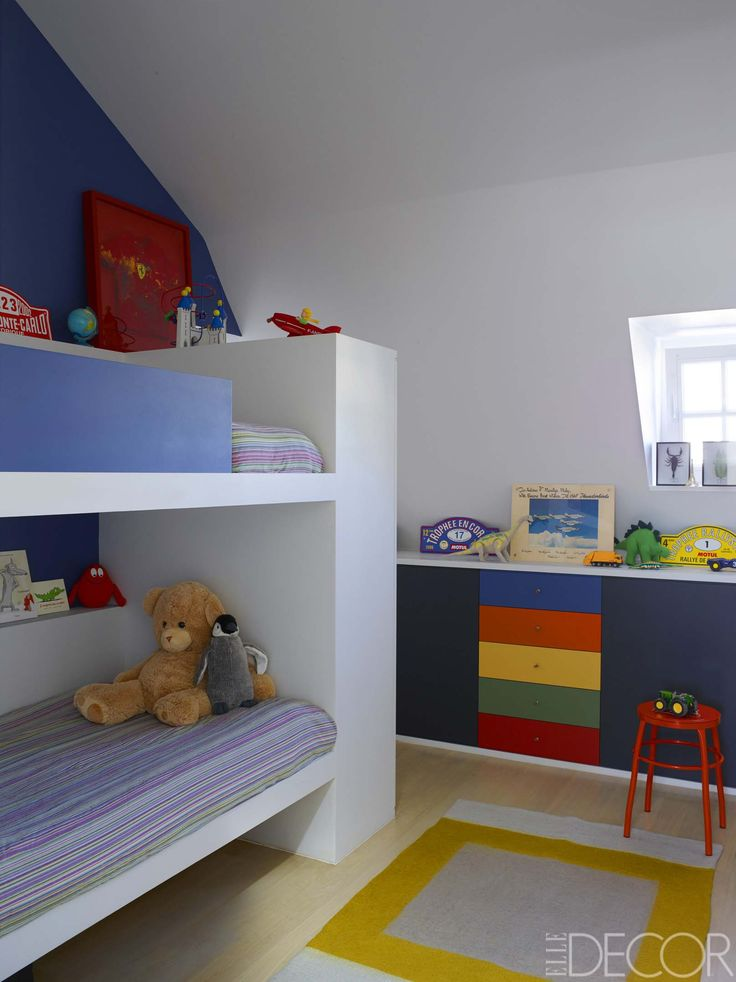 89 best images about colorful kids 39 rooms on pinterest for Boys loft bedroom ideas
