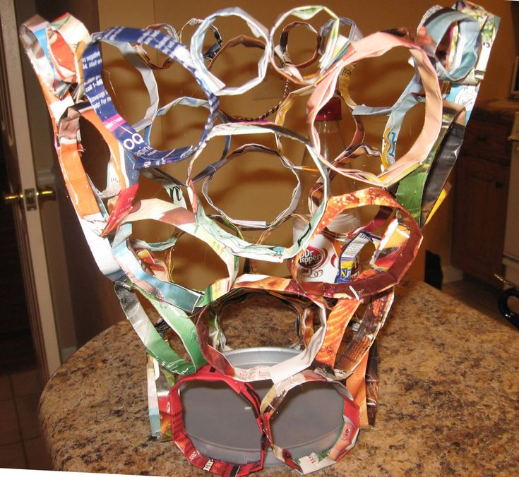 Art Projects For Teens Creative Recycled Projects