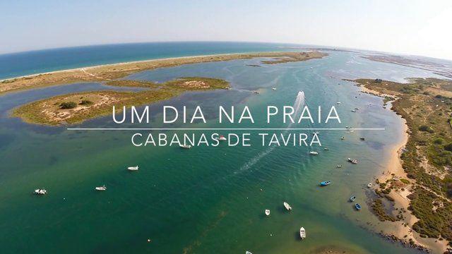Cabanas de Tavira - Algarve, Portugal