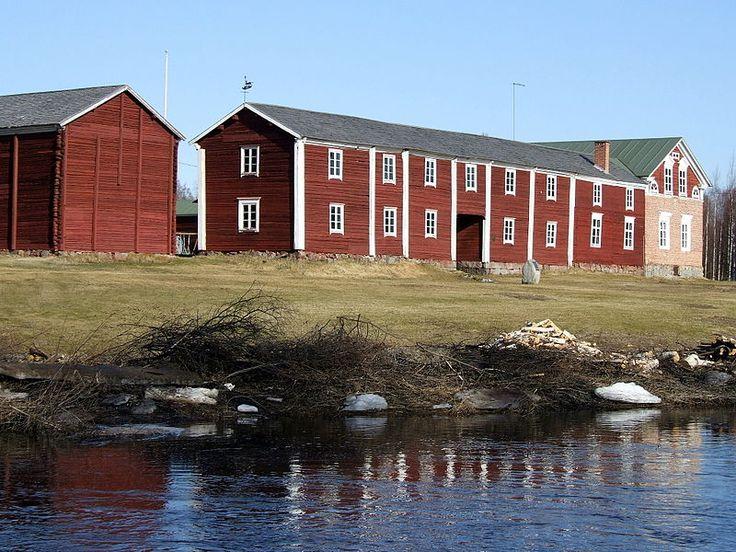 Ala-Temmes, Liminka, Pohjois-Pohjanmaa - Norra Österbotten - Northern Ostrobothnia
