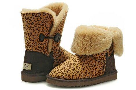 Ugg Leopardoo