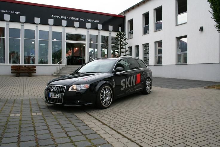 Audi A4 3.0 TDI Quattro (8E, B7)