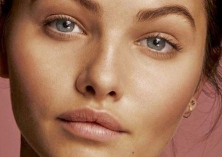 Thylane Blondeau- has perfect features: generous lips, beautiful nose and smouldering eyes.
