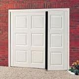 Cardale Georgian Style Side Hinged Garage Door | eBay