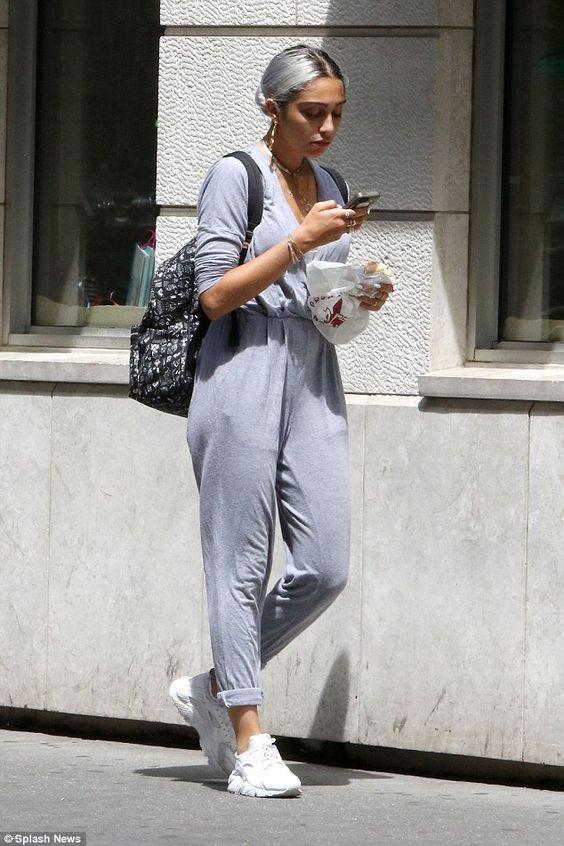 Style Crush: Lourdes Leon   http://fashiongrunge.com/2016/04/11/style-crush-lourdes-leon/