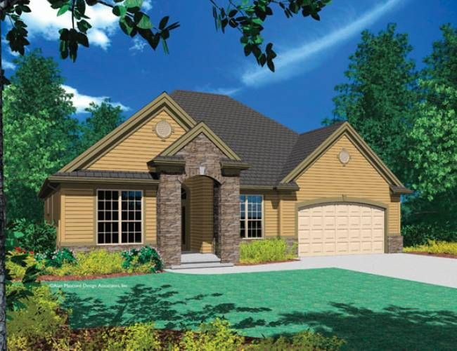 Mascord house plan 1146a house plans nice and the o 39 jays House plans mascord