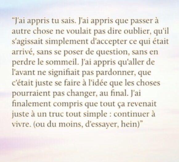 Citation Passer A Autre Chose Ce N Est Pas Oublier Listspirit