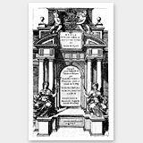 """Tratados de Arquitectura: """" Reglas de las Cinco Órdenes de Arquitectura"""" (1593). Iacome de Vignola"""