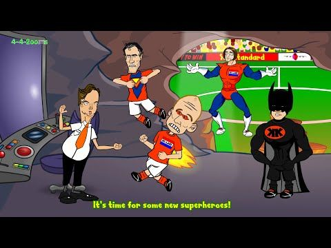 TIM KRUL PENALTY SAVES - Holland vs Costa Rica Penalties by 442oons (5.7.14 World Cup Cartoon) - YouTube