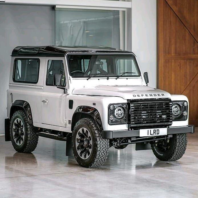 Defendermann Dream Cars Land Rover Land Rover Defender