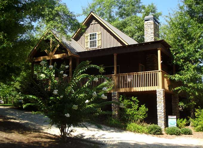 50 Best Images About Smaller Lake Cabin Plans On Pinterest
